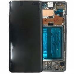 Samsung S10 5G Crown Silver LCD & Digitiser Complete G977f GH82-20442A