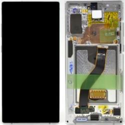 Samsung Note 10 Plus Aura White LCD & Digitiser Complete N975f GH82-20838B