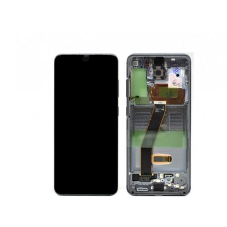 Samsung Galaxy S20 Cosmic Grey LCD & Digitiser Complete G981f GH82-22131A