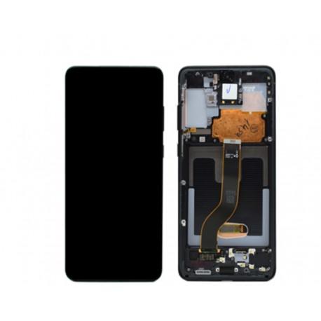 Samsung Galaxy S20 Plus Black LCD & Digitiser Complete G985f G986f GH82-22145A