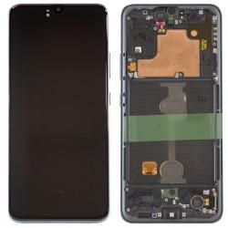 Samsung A90 5G Black LCD & Digitiser Complete A908f GH82-21092A
