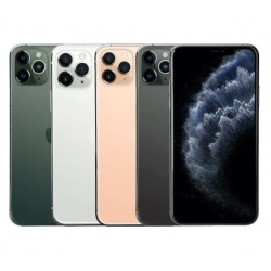 Apple iPhone 11 Pro Max Glass Back Cover