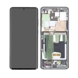 Samsung Galaxy S20 Ultra Cosmic Grey LCD & Digitiser Complete G988f GH82-22271B