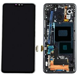 LG G7 thinQ LCD & Digitiser Complete w/ Frame G710