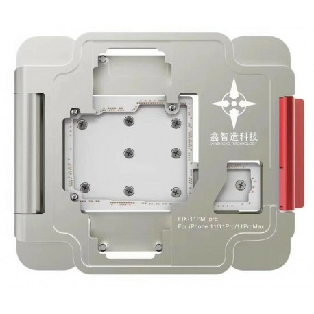 Fix-11PM iSocket 3 in 1 Layer Logic Motherboard Test Joining Fixture for iPhone 11 / 11Pro / 11 Pro Max