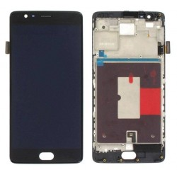 OnePlus 3 / 3T LCD & Digitiser Complete w/Frame A3000 A3010