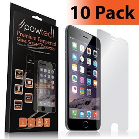 """iPhone 12 / 12 Pro 6.1"""" Tempered Glass Screen Guard x10 pack"""
