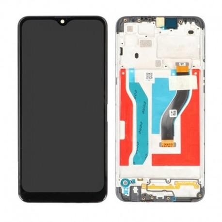 Samsung A10S Black LCD & Digitiser Complete A107f GH81-17482A