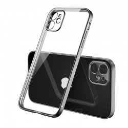 iPhone 12 Premium Clear Gel Case