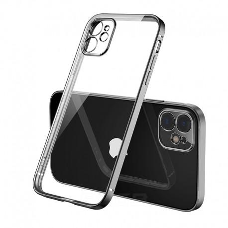 iPhone 12 Pro Premium Clear Gel Case