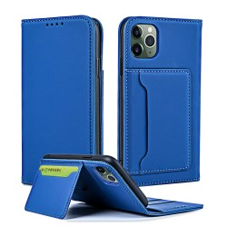 iPhone 12 Mini Soft Touch Leather Wallet Case (5 Colours)