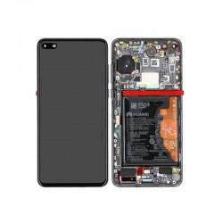 Huawei P40 OLED LCD & Digitiser Complete w/frame ANA-AN00