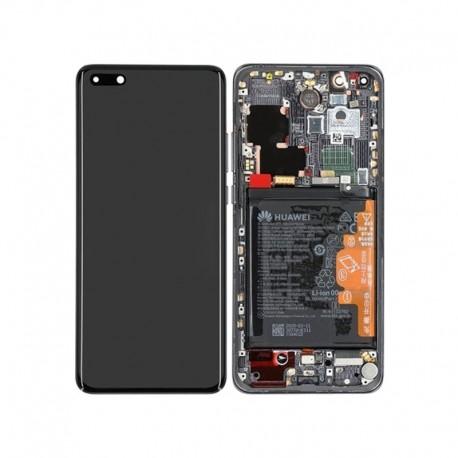 Huawei P40 Pro OLED LCD & Digitiser Complete w/frame ELS-AN00, ELS-TN00, ELS-NX9, ELS-N04
