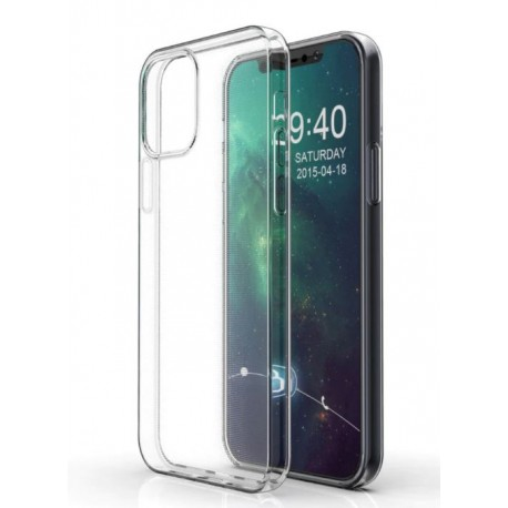 iPhone 12 / 12 Pro Clear Gel Case