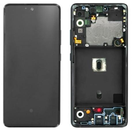 Samsung A51 5G Black LCD & Digitiser Complete A516f GH82-23100A