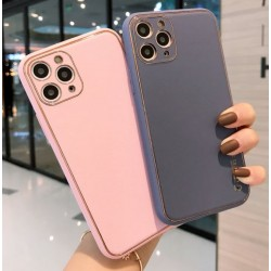 iPhone 12 / 12 Pro Leather Armour Case (10 Colours)