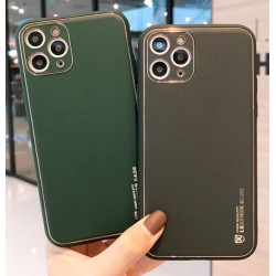 iPhone 12 Pro Max Leather Armour Case (10 Colours)