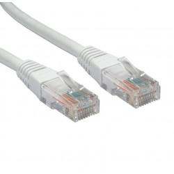 RJ45 (M) to RJ45 (M) CAT5e Moulded Boot Copper UTP Network Cable
