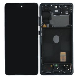 Samsung S20 FE 4G Fan Edition Cloud Navy LCD & Digitiser Complete G780f GH82-24219A