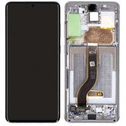 Samsung Galaxy S20 Plus Cosmic Grey LCD & Digitiser Complete G985f G986f GH82-22145E