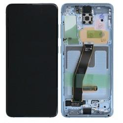 Samsung Galaxy S20 Plus Cloud Blue LCD & Digitiser Complete G985f G986f GH82-22145D