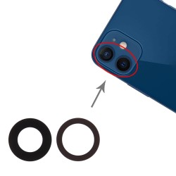iPhone 12 / 12 Mini Back Camera Lens