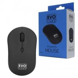 Evo Labs BTM-001 Bluetooth Matte Black Mouse