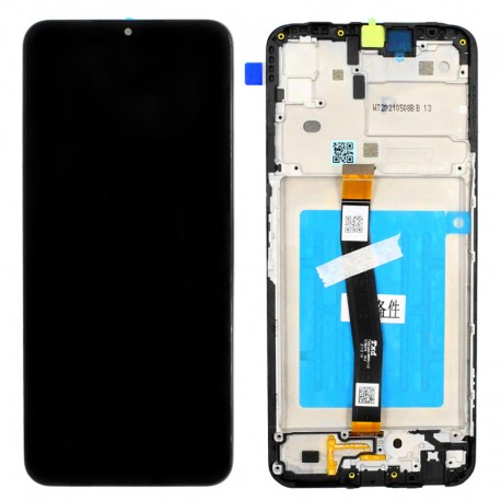 Samsung A22 5G Black LCD & Digitiser Complete A226b GH81-20694A