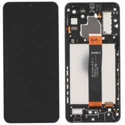 Samsung A32 5G Black LCD & Digitiser Complete A326f GH82-25121A