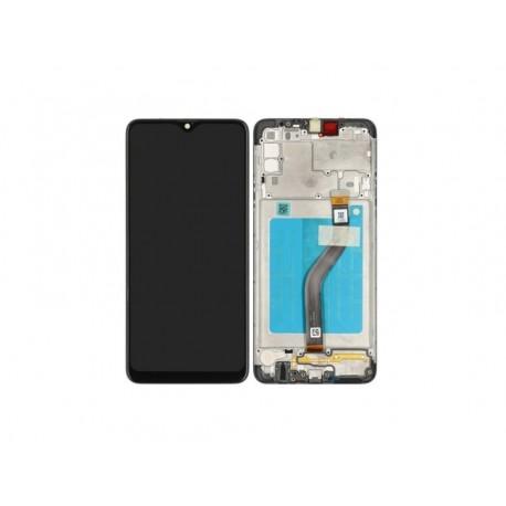 Samsung A52s Black LCD and Digitiser A528B GH82-26861A