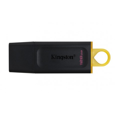 Kingston DataTraveler Exodia 128GB USB 3.2 Blk/Yellow USB Flash Drive