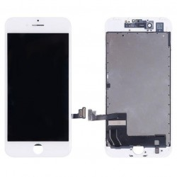 iPhone 7 White HQ LCD & Digitiser Complete