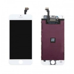 iPhone 6 White HQ LCD & Digitiser Complete