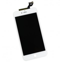 iPhone 6 Plus White HQ LCD & Digitiser Complete