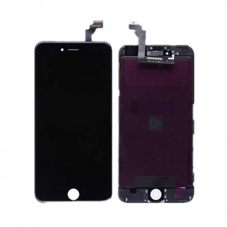iPhone 6 Black HQ LCD & Digitiser Complete