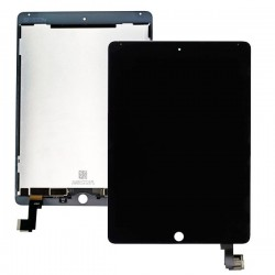 iPad Air 2 Black LCD & Digitiser Complete Unit A1566 A1567