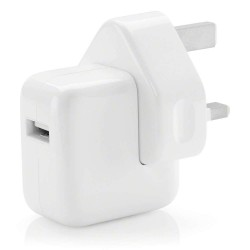 Genuine Apple iPad USB 2.4A Mains Charger A1401 12W