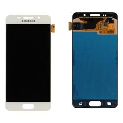 Samsung A3 2016 White LCD & Digitiser Complete A310f GH97-18249A
