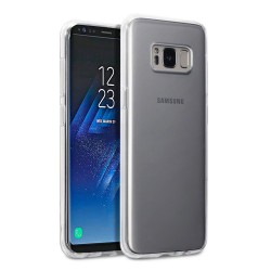 Samsung S8 Clear Gel Case