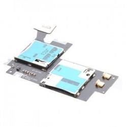 Samsung Galaxy Note 2 n7100 Sim Card Reader Flex