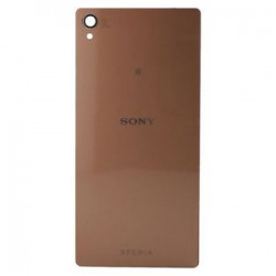 Sony Xperia Z3 Copper Back Cover