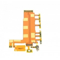 Volume Power Button Flex Cable For Sony Xperia Z3 D6603 D6643 D6653