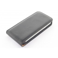 Samsung Galaxy S4 i9500 leather flip case with stand