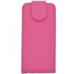 Samsung S5 Mini Pink Flip Case