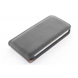 Samsung Note 4 Black Flip Case