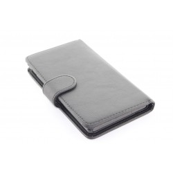 Ultra Slim Leather Wallet Flip Case Cover for Samsung Galaxy Ace 4