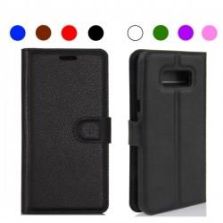 Samsung S8+ Leather Wallet Case (8 colours) S8 Plus