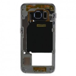 Samsung S6 Black Chassis Housing G920f