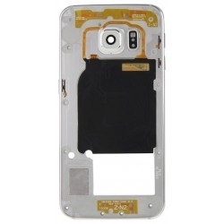 Samsung S6 Edge Silver Chassis Housing G925f