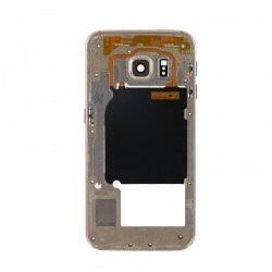 Samsung S6 Edge Gold Chassis Housing G925f